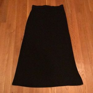 Dresses & Skirts - Black maxi skirt